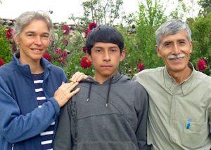 Foto: Missionsfest Familie Salazar